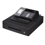 Casio Cash Register Black CASIO SES10MD