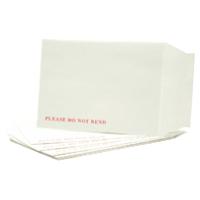 C4 White Board Backed P/Seal Envelopes