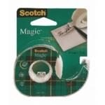Scotch Magic Tape/Dispenser 19mmx25m