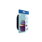 Brother LC123C Cyan Ink Cart LC-123C