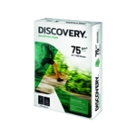 Discovery A3 White Paper Ream 75gsm