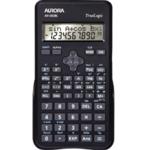 Aurora Blk 2-Line Scientific Calculator