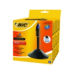 Bic 4 Colours Desk Pen Blue
