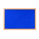 Bi-Office Earth-it 900x600 Blue Board