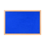 Bi-Office Earth-it 1200x900 Blue Board