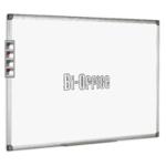 Bi-Office 2400x1200 Alu Frame Whiteboard