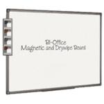 Bi-Office 2400x1200mm Magnetic Board