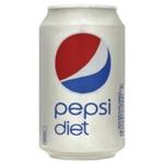 Diet Pepsi Cans 330ml Pk24 202428