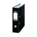 Mycolour Lever Arch File A4 Black/White