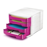 CEP Pro Pink Gloss Drawer Set 394Bi