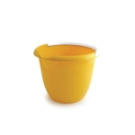 Yellow 10 Litre Plastic Bucket