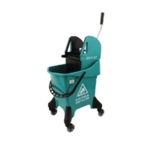 Hygineer Ergo H D Green Mop Bucket 31Ltr