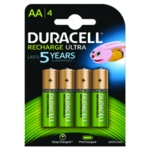 Duracell StyChrgd Prem AA Rechargeable