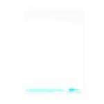Show-me Tough A4 Plain Whiteboards Pk35