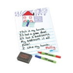 Show-me A4 Picture Story Board C/PSB