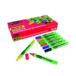 Show-me Medium Asstd Drywipe Pen Pk50