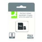 Q-Connect MicroSD Card 8GB Class 10