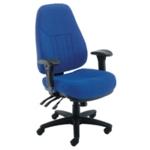 Avior Lucania Hbk Task Chair Blue