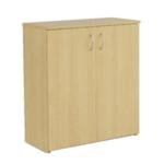 FF Serrion 825mm Small Cupboard Maple