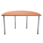 FF Serrion Semi Circ Meeting Room Table
