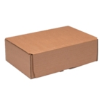 Brown 250x175x80mm Mailing Box Pk20