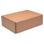 Mailing Box 325x240x105mm Brown Pk20