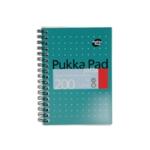 Pukka Ruled Metallic Jotta Pad A6 Pk3