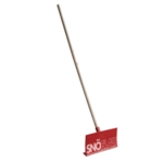 Snoblad Red Snow Shovel