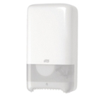 Tork T6 Twin Mid Toilet Roll Dispenser