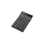 Sharp Black EL-124AT Desktop Calculator