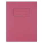 Silvine Red 9x7 Exercise Book Pk10 EX101