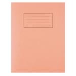 Silvine Orange 9x7 Exercise Book EX105