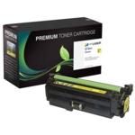 MyLaser Premium M551 H/Cap YELLOW - SCS  (CE402A)