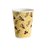 4Aces Ripple Red Bean 12oz Cup Pk500