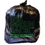 Green Sack Med Duty Refuse Sack Pk200