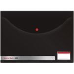 Black n Red Snap Wallets A4 Pk5