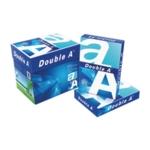 Double A White A4 Premium Paper 5xReams