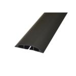 D-Line Black 9m Floor Cable Cover 80mm