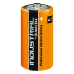 Duracell Industrial Size C Battery Pk10