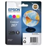 Epson 267 Cy/Mag/Ylw Cartridge T2670