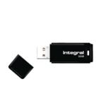Integral Black USB 32GB Flash Drive