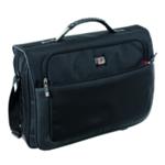 Gino Ferrari Titan Messenger Bag Black