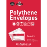 Polythene 240x320 Envelopes Pk40