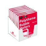 Polythene Size 3 Bubble Mailer Pk13