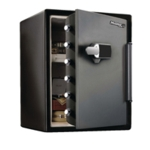 Master Lock Elect Water Fire Safe 56 Ltr