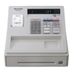 Sharp XEA137 Cash Register XEA137WH