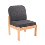 FF Arista Char Reception Seat Bch Veneer