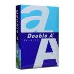Double A Premium 80gsm White Copier A4