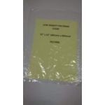 "Poly Bags Clear 12x15"" Low Density"