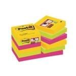Post-it Rio S/Sticky 47.6x47.6mm Notes